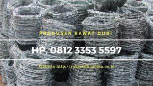 Pabrik Kawat Duri Surabaya, Kawat Duri, Harga Kawat Duri, Kawat Berduri, Pagar Kawat Berduri, Harga Kawat Berduri, Kawat Duri Silet, Harga Kawat Duri Per Meter, Pagar Kawat Duri, Jual Kawat Duri